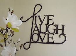 live laugh popular love metal wall art sayings outdoor indoor perfect decoration simply copper plated letterings on metal wall art words love with wall art design ideas live laugh popular love metal wall art