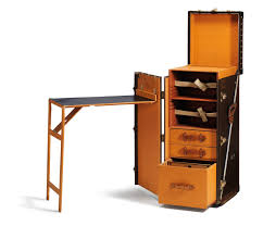Portable Furniture Design Louis Vuitton Campaign Furniture Portable Workstation