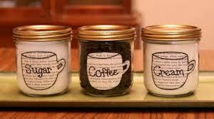 Coffee Decor For Kitchen Diy Coffee Decor For Kitchen Youtube