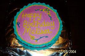 General Girly Birthday Cake Cakecentralcom