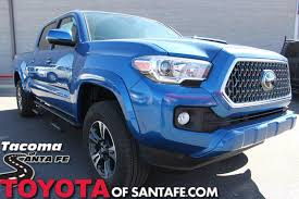 New 2018 Toyota Tacoma TRD Sport Double Cab 6' Bed V6 4x4 AT ...