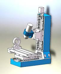 5 axis cnc diy 5 axis mini milling machine cast iron frame machine metal engraver wood router 5 axis homemade cnc machine
