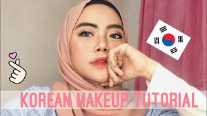 korean makeup tutorial bahasa indonesia shafira eden