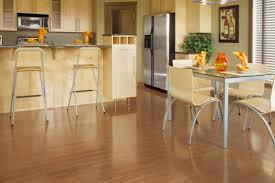 Solid Wood Floor In Kitchen Yellow Birch Sierra Inspiration Collection By Mirage Floors