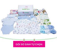 DANH SÁCH ĐỒ SƠ SINH MÙA HÈ 2019 - www.shopmebau.com.vn