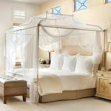 Cameron Iron Canopy Queen Bed and Luxury Kid Furnishings Including