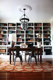 home office library. Home Office Library Ideas-02-1 Kindesign I