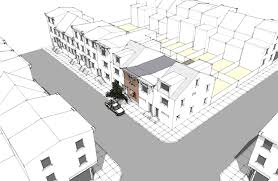 infill house plans house interior urban