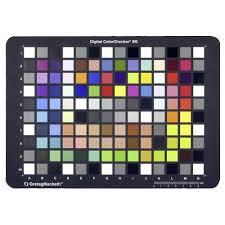 X Rite Gretag Macbeth Digital Colourchecker Sg