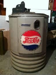 Vintage Pepsi Vending Machine Value New Pepsi Vending Machine Model H48