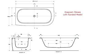 average shower size standard tub full of bathtub combo dimensions bat