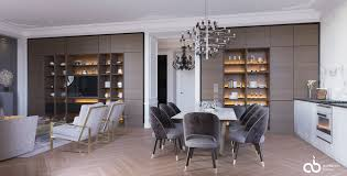 stunning lighting. Luxurious Apartment In Moscow With Stunning Lighting Designs Blends Classic E