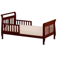 angel line sleigh toddler bed in cherry wood cherry wood toddler
