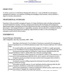 Resume Objective Sample Best Of Examples For Resume Objectives Objectives For A Resume Examples