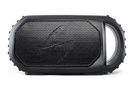 portable outdoor speakers. amazon.com: ecoxgear eco stone portable outdoor bluetooth speaker - retail packaging black: home audio \u0026 theater speakers r