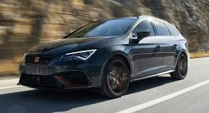 New Cupra Leon Coming In 2020 With 242 HP, Plug-In Hybrid ...