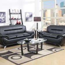 2701 black living room set