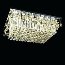 square chandelier new modern string big crystal chandeliers