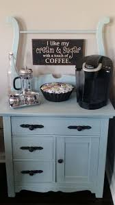 Kitchen Coffee Station Best 25 Coffee Bar Ideas Ideas Only On Pinterest Coffe Bar Tea