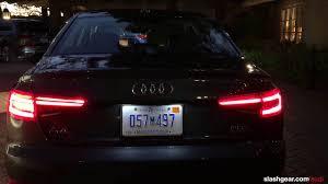 Audi A4 Back Lights 2017 Audi Front And Rear Lights