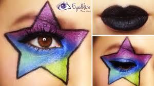 rockstar makeup tutorial by eolizemakeup