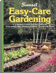easy care gardening 1990 sunset