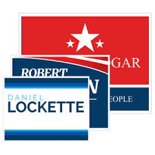 political campaign bumper stickers political yard signs election campaign yard signs by speedysignsusa