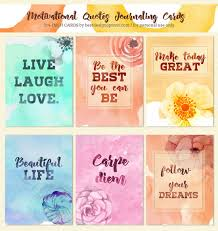 Quote Cards Delectable Note Cards with Motivational Quotes to Download and Print