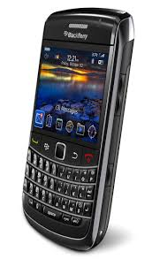 Blackberry Bold 9700 With Pain In