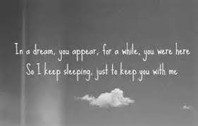 You In My Dreams Quotes Best Of Meet You In My Dreams Quotes Ordinary Quotes