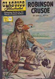 author robinson crusoe abebooks