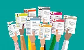 Create A Simple Resumes Create A Power Resume Plan Itplan It