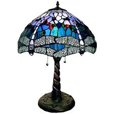 tiffany style floor lamps style floor lamps stained glass leaded replacement lamp shade table handcrafted dragonfly for tiffany style floor lamps