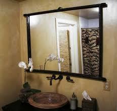 Diy Bathroom Mirror Framed Bathroom Mirrors Diy Diy Cost Of Bathrom Remodel With