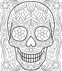 Free Holiday Coloring Pages For Adults To Download Jokingartcom