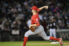 Mlb Closer Chart 2018 Ty Buttrey Gives Angels A Close Look At What A Closer Looks