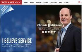enjoy ron kaufman leading global keynote speaker on service customer service keynote speaker ron kaufman