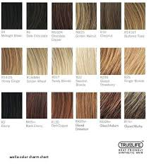 Wella Charm Toner Chart Wella Blonde Hair Colour Chart Best Picture Of Chart