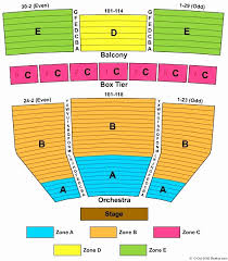 Nashville War Memorial Seating Chart Performing Arts Center Online Charts Collection