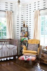 leather rocking chair nursery reclining glider and footstool cozy chairs baby room magnificent gender neutral southwestern