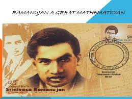 ramanujan a great mathematician