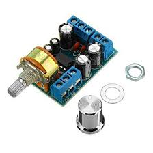 Takefuns <b>TDA2822M 1Wx2 Dual Channel</b> Audio Amplifier Stereo ...