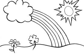 Small Picture Fresh Rainbow Coloring Pages 61 For Your Free Coloring Book With
