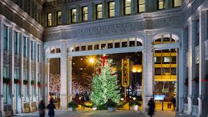 Washington Park Michigan City Christmas Lights Best Chicago Christmas Lights And Displays
