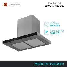 Máy hút mùi Junger HRJ-700 chính hãng   MADE IN THAILAND - Máy hút khói,  khử mùi