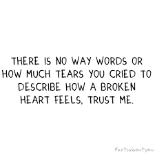 Heart Broken Love Quotes Amazing Heart Broken Love Quotes Impressive Top 48 Broken Heart Quotes And