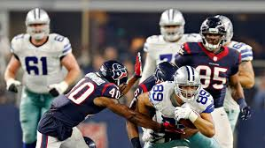 2015 Houston Texans Depth Chart Byron Jones Gavin Escobar Among Notable Players Who See