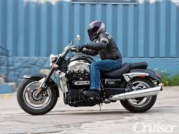 2010 triumph rocket iii roadster back in black motorcycle cruiser