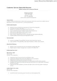 Dot Help Desk Customer Care Manager Resumes Service Resume