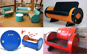 furniture made from barrels. Furniture Made From Barrels L